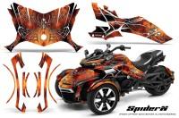 Can-Am-Spyder-F3-CreatorX-Graphics-Kit-SpiderX-Orange