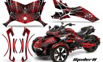 Can-Am-Spyder-F3-CreatorX-Graphics-Kit-SpiderX-Red