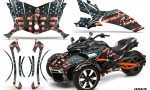 Can Am Spyder F3 Wrap Graphic Kit WW2 150x90 - Can-Am Spyder F3 Graphics