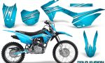 Honda CRF 125F CreatorX Graphic Kit Cold Fusion BlueIce 150x90 - Honda CRF125F 2014-2018 Graphics