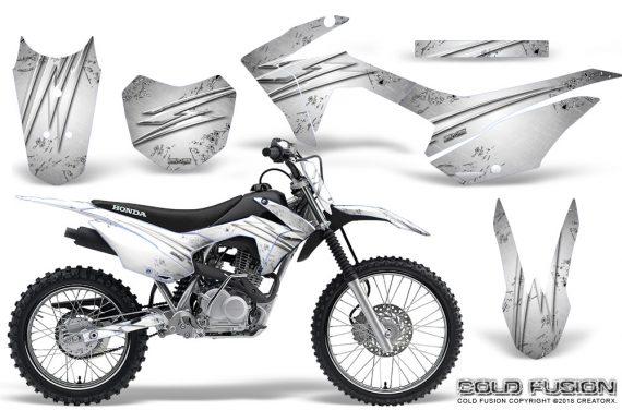 Honda CRF 125F CreatorX Graphic Kit Cold Fusion White 570x376 - Honda CRF125F 2014-2018 Graphics