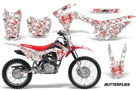 Honda CRF 125F Graphic Kit Butterflies 570x376 - Honda CRF125F 2014-2018 Graphics