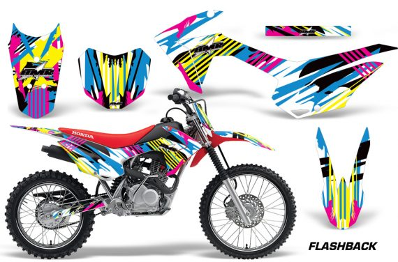 Honda CRF 125F Graphic Kit Flashback 570x376 - Honda CRF125F 2014-2018 Graphics