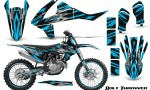 KTM SXF XCF 250 350 450 2016 CreatorX Graphics Kit Bolt Thrower BlueIce NP Rims 150x90 - KTM C10 SX-F XC-F 250-350-450 SX 125-450 2016+ Graphics
