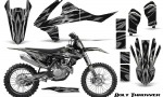 KTM SXF XCF 250 350 450 2016 CreatorX Graphics Kit Bolt Thrower Silver NP Rims 150x90 - KTM C10 SX-F XC-F 250-350-450 SX 125-450 2016+ Graphics
