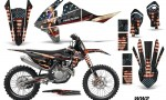 KTM SXF XCF 250 350 450 2016 Graphic Kit WW2 NPs 150x90 - KTM C10 SX-F XC-F 250-350-450 SX 125-450 2016+ Graphics