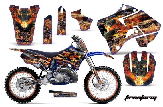 YAMAHA YZ 125 250 96 01 Firestorm U Graphics kit NPs 570x376 - Yamaha YZ125 YZ250 2 Stroke 1996-2001 Graphics