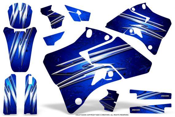 Yamaha YZ 125 250 96 01 Graphics Kit Cold Fusion Blue 570x380 - Yamaha YZ125 YZ250 2 Stroke 1996-2001 Graphics