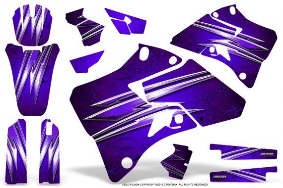 Yamaha YZ 125 250 96 01 Graphics Kit Cold Fusion Purple 570x380 - Yamaha YZ125 YZ250 2 Stroke 1996-2001 Graphics
