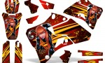 Yamaha YZ 125 250 96 01 Graphics Kit Purrfect Red 150x90 - Yamaha YZ125 YZ250 2 Stroke 1996-2001 Graphics