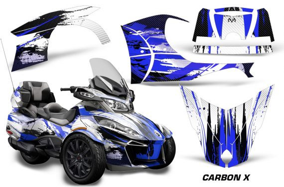 CAN-AM-SPYDER-RT-S-Graphics-Kit-Carbon-X-Blue