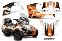 CAN-AM-SPYDER-RT-S-Graphics-Kit-Carbon-X-Orange