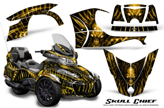 Can-Am_Spyder_RT-S_2014-2016_Full_Trim_Skull_Chief_Yellow