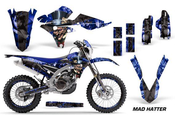 Yamaha WR250 15 17 450F 16 17 Grahic Kit Decal Mad Hatter BU NPs 570x376 - Yamaha WR250F 2015-2017 WR450F 2016-2017 Graphics