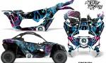 Can Am Maverick X3 Graphics Kit Wrap Fenzy Leif U 150x90 - Can-Am BRP Maverick X3/X DS/ X RS 2016-2021 Graphics