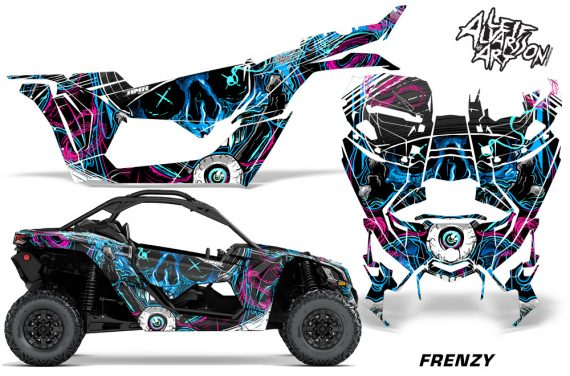 Can-Am-Maverick-X3-Graphics-Kit-Wrap-Fenzy-Leif-U
