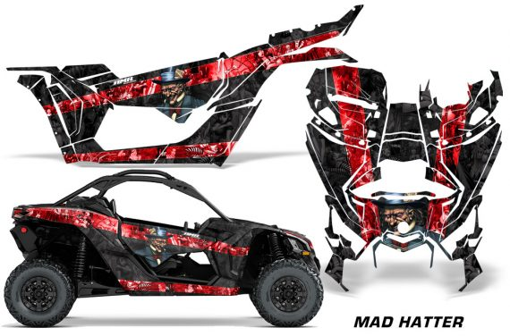 Can-Am-Maverick-X3-Graphics-Kit-Wrap-Mad-Hatter-RB
