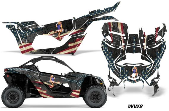Can-Am-Maverick-X3-Graphics-Kit-Wrap-WW2