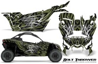 Can-am-Canam-Maverick-X3-CreatorX-Graphics-Kit-Bolt-Thrower-GreenArmy