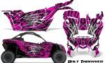 Can am Canam Maverick X3 CreatorX Graphics Kit Bolt Thrower Pink 150x90 - Can-Am BRP Maverick X3/X DS/ X RS 2016-2021 Graphics
