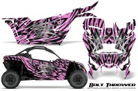 Can-am-Canam-Maverick-X3-CreatorX-Graphics-Kit-Bolt-Thrower-PinkLite