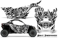 Can-am-Canam-Maverick-X3-CreatorX-Graphics-Kit-Bolt-Thrower-White
