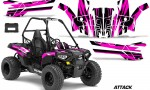 Polaris ACE 150 Graphics Kit Attack P 150x90 - Polaris Sportsman ACE 150 2016-2018 Graphics
