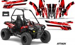 Polaris ACE 150 Graphics Kit Attack R 150x90 - Polaris Sportsman ACE 150 2016-2018 Graphics