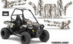 Polaris ACE 150 Graphics Kit Tundra Camo 150x90 - Polaris Sportsman ACE 150 2016-2018 Graphics