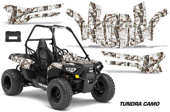 Polaris ACE 150 Graphics Kit Tundra Camo 570x376 - Polaris Sportsman ACE 150 2016-2018 Graphics