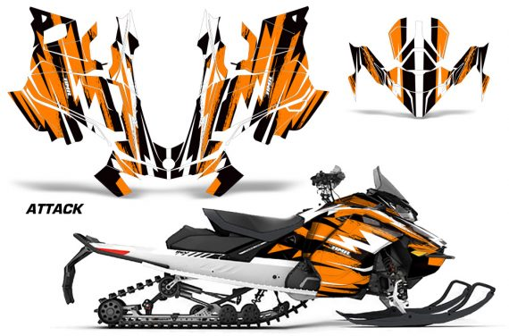 Skidoo-Gen-4-850-X-Summit-Renegade-E-Tec-Graphic-Kit-Decal-Wrap-Attack-O