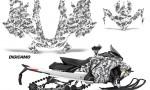 Skidoo Gen 4 850 X Summit Renegade E Tec Graphic Kit Decal Wrap Digicamo W 150x90 - Ski Doo GEN 4 MXZ Renegade Summit 850 2017-2021 Snowmobile Graphics