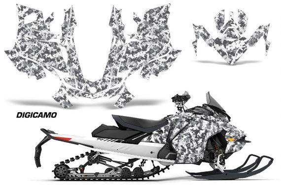 Skidoo-Gen-4-850-X-Summit-Renegade-E-Tec-Graphic-Kit-Decal-Wrap-Digicamo-W