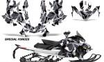 Skidoo Gen 4 850 X Summit Renegade E Tec Graphic Kit Decal Wrap Special Forces Camo 150x90 - Ski Doo GEN 4 MXZ Renegade Summit 850 2017-2021 Snowmobile Graphics