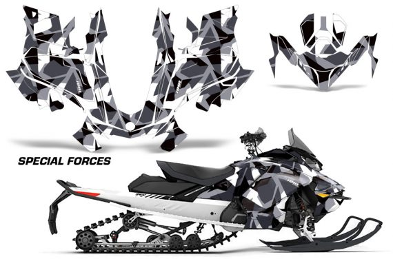 Skidoo-Gen-4-850-X-Summit-Renegade-E-Tec-Graphic-Kit-Decal-Wrap-Special-Forces-Camo