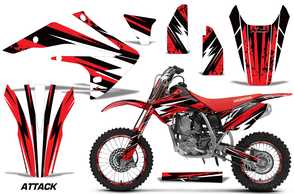 Honda CRF 125-2013 Vehicle Parts & Accessories Stickers