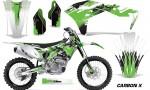 Kawasaki KX 250F 2017 Graphics Kit Decal Carbon X G NPS 150x90 - Kawasaki KX250F 2017-2018 Graphics