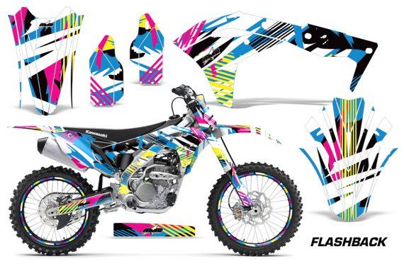 Kawasaki KX 250F 2017 Graphics Kit Decal Flashback NPS 570x376 - Kawasaki KX250F 2017-2018 Graphics