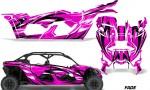Can Am Maverick X3 4 Door Graphics Kit Wrap Fade P 150x90 - Can-Am BRP Maverick X3 TURBO MAX DS RS 2016-2021 Graphics