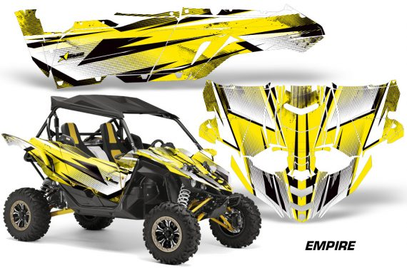 Yamaha YXZ 1000R SXS Graphic Kit Decal Wrap Empire Y 570x376 - Yamaha YXZ 1000R 2015-2018 Graphics
