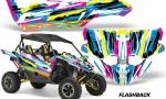 Yamaha YXZ 1000R SXS Graphic Kit Decal Wrap Flashback 150x90 - Yamaha YXZ 1000R 2015-2018 Graphics