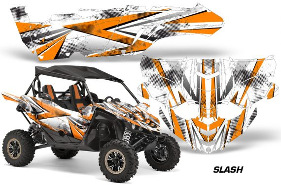 Yamaha YXZ 1000R SXS Graphic Kit Decal Wrap Slash O 570x376 - Yamaha YXZ 1000R 2015-2018 Graphics