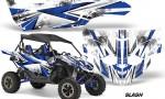 Yamaha YXZ 1000R SXS Graphic Kit Decal Wrap Slash U 150x90 - Yamaha YXZ 1000R 2015-2018 Graphics