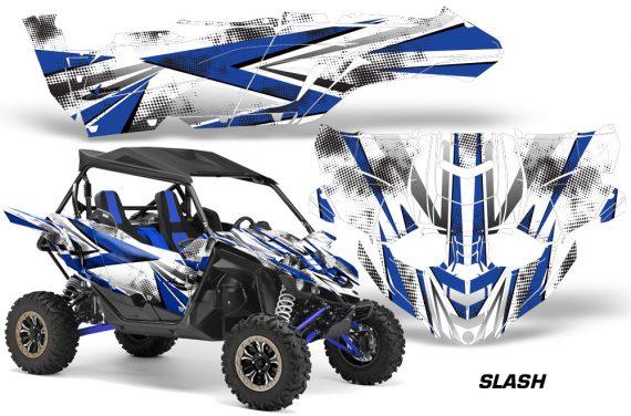 Yamaha YXZ 1000R SXS Graphic Kit Decal Wrap Slash U 570x376 - Yamaha YXZ 1000R 2015-2018 Graphics