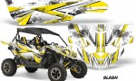 Yamaha YXZ 1000R SXS Graphic Kit Decal Wrap Slash Y 150x90 - Yamaha YXZ 1000R 2015-2018 Graphics