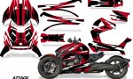 Can Am Ryker 2019 Graphic Kit Vinyl Decal Deco Attack Red 150x90 - Can-Am Ryker 2019-2021 Graphics