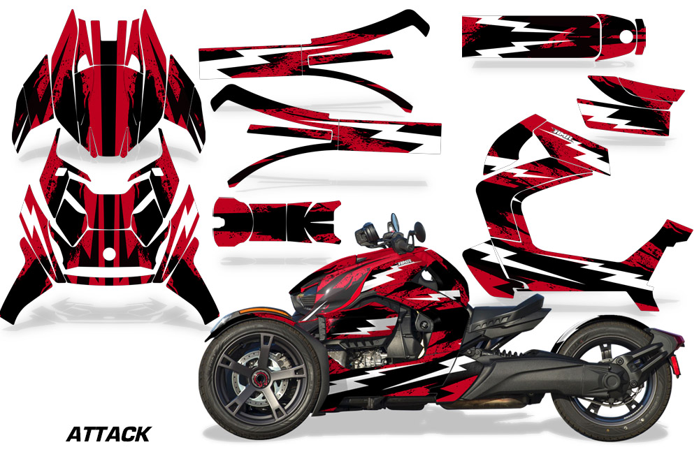 Can Am Ryker 2019 Graphics