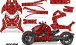 Can Am Ryker 2019 Graphic Kit Vinyl Decal Deco Digicamo Red 150x90 - Can-Am Ryker 2019-2021 Graphics