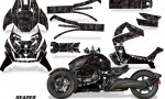 Can Am Ryker 2019 Graphic Kit Vinyl Decal Deco Reaper Black 150x90 - Can-Am Ryker 2019-2021 Graphics