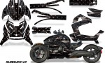 Can Am Ryker 2019 Graphic Kit Vinyl Decal Deco Subdued V2 150x90 - Can-Am Ryker 2019-2021 Graphics
